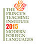 The Prince's Teaching Institute 2015 Modern Foreign Languages